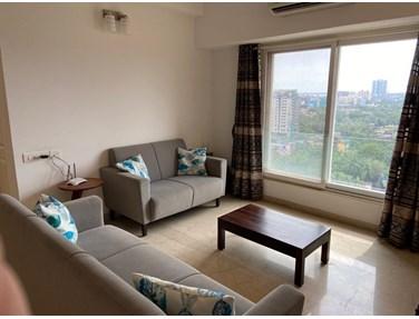 Living Room1 - Kanakia Paris, Bandra East