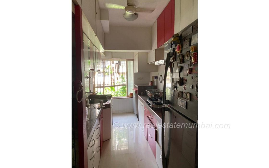 Kitchen - Horizon View, Andheri West