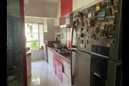 Kitchen1 - Horizon View, Andheri West