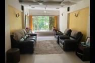 Living Room - Horizon View, Andheri West