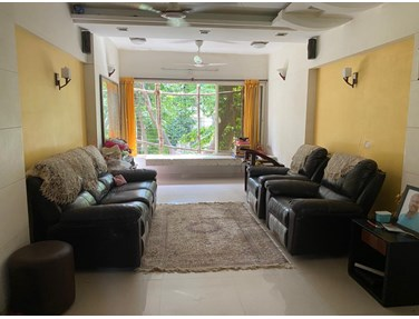 Flat on rent in Horizon View, Andheri West