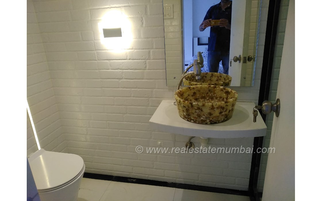 Bathroom 2 - Golden Rays, Andheri West
