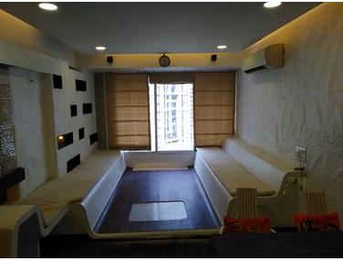 Living Room1 - Golden Rays, Andheri West