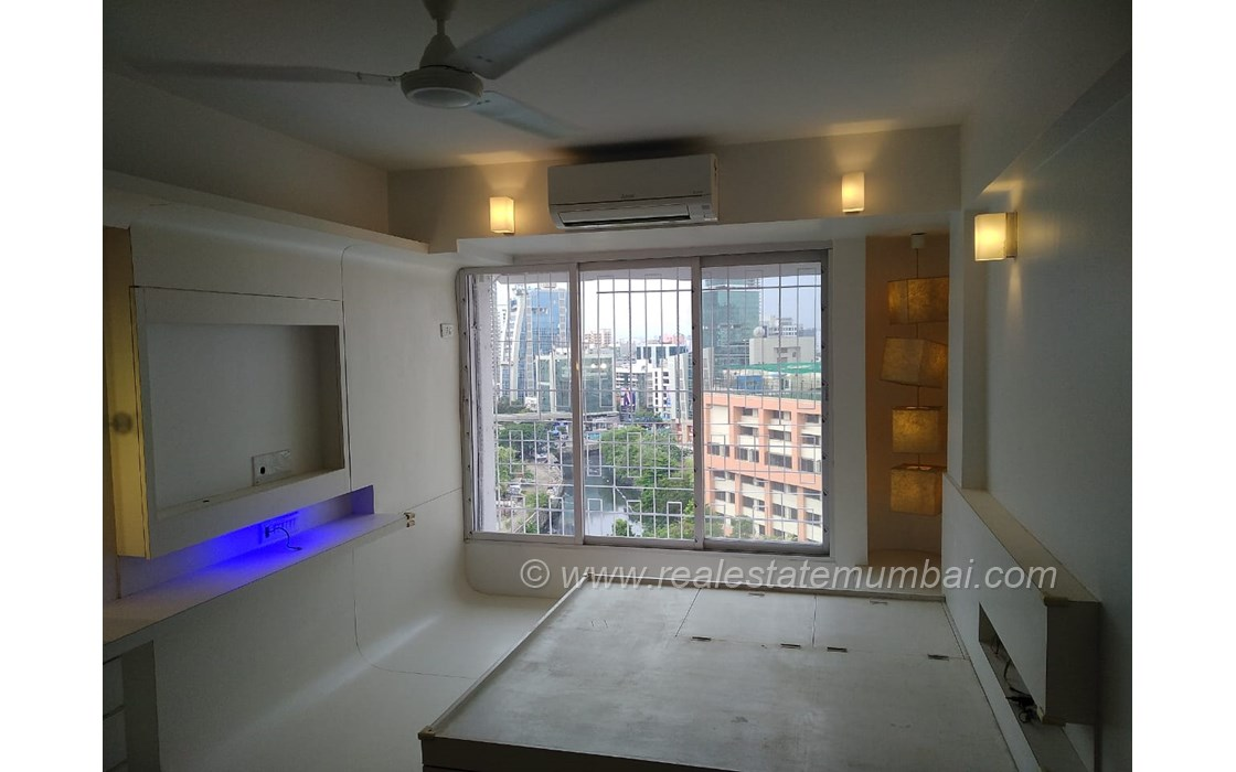 Master Bedroom - Golden Rays, Andheri West
