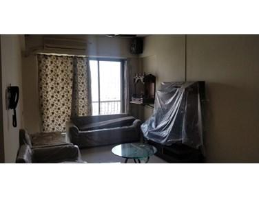 Living Room1 - Platinum Heights, Andheri West