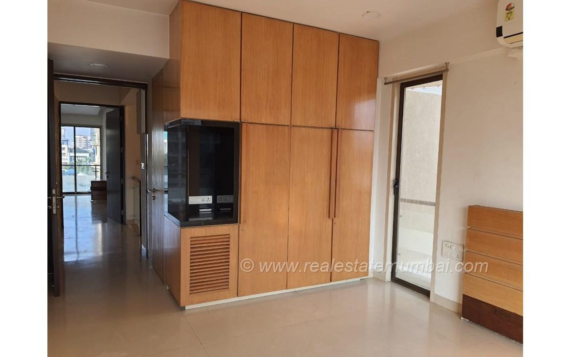 Bedroom 2 - Pinnacle D Elegance, Bandra West
