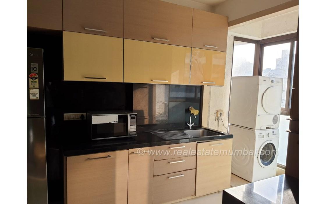 Kitchen2 - Pinnacle D Elegance, Bandra West