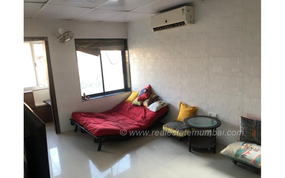 Living Room - Elcid Apartment, Bandra West