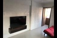 Living Room1 - Elcid Apartment, Bandra West