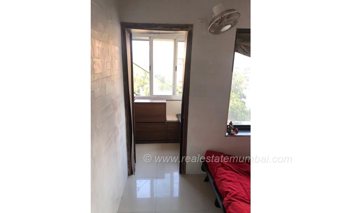 Living Room2 - Elcid Apartment, Bandra West
