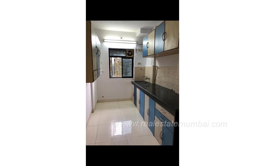 Kitchen - Orchid Enclave, Powai