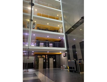 Office on rent in Citi Point, Andheri East