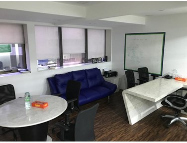 Office on rent in Solitaire Corporate Park, Andheri East