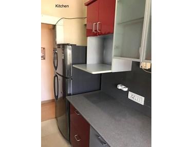 Kitchen - Avarsekar Heights, Worli