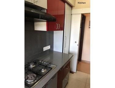 Kitchen1 - Avarsekar Heights, Worli