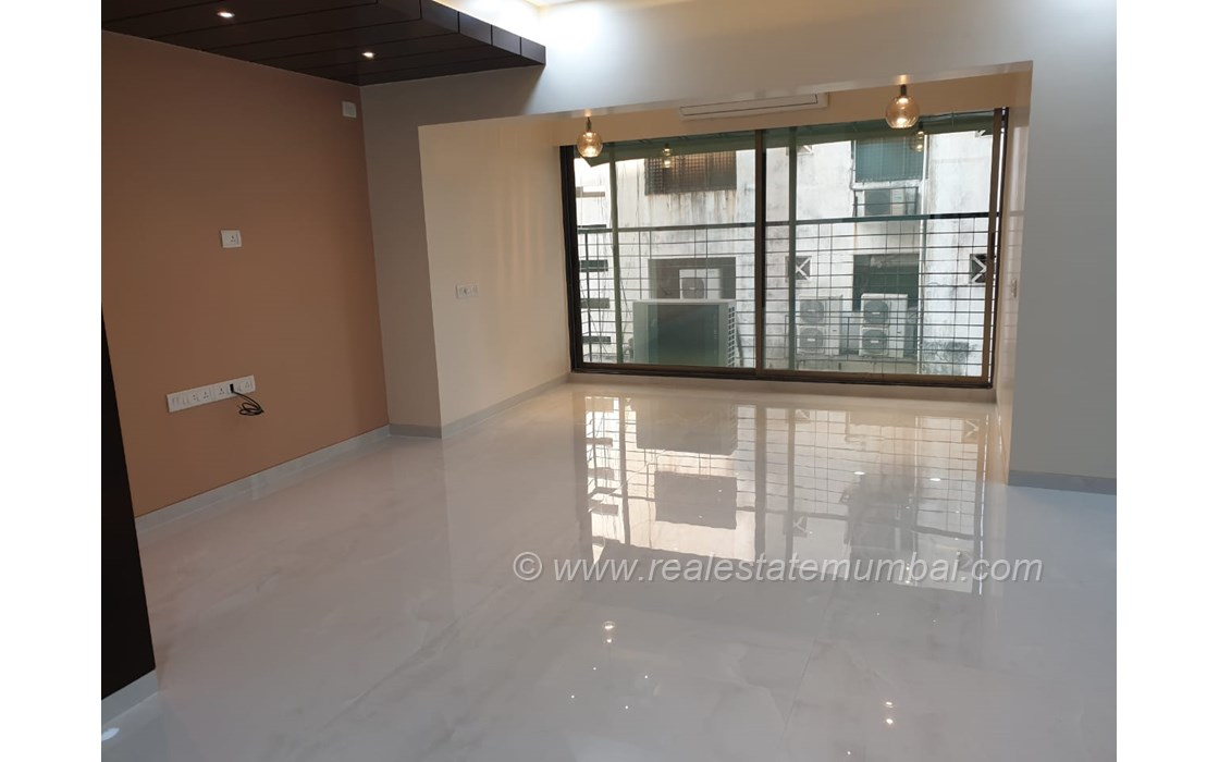 Building6 - Manek Apartments, Santacruz West