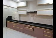 Kitchen - Manek Apartments, Santacruz West