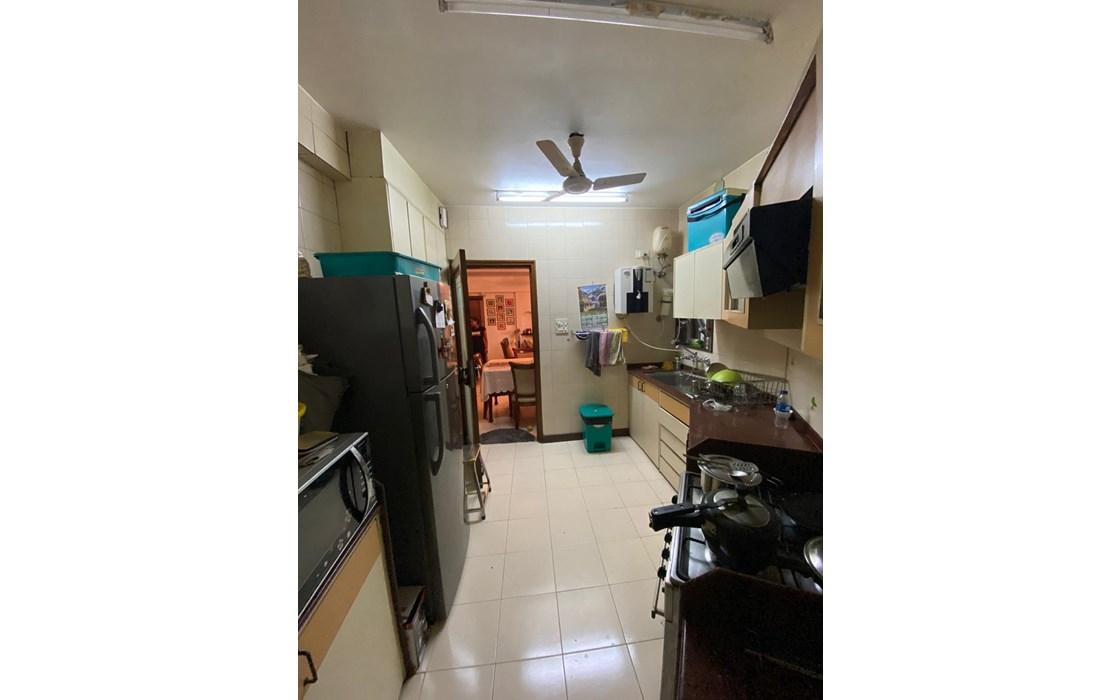 Building1 - Amber Apartment, Bandra West