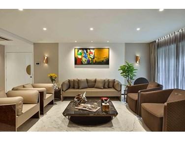 Living Room - Badrinath, Khar West