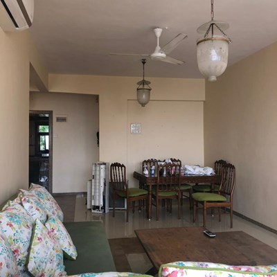 Flat on rent in Varun Society, Andheri West