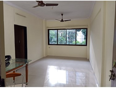 Living Room - Padmavati Apartment, Andheri West