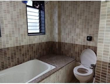 Master Bathroom - Padmavati Apartment, Andheri West