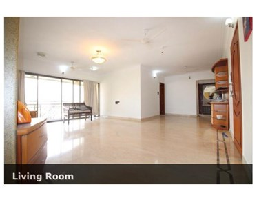 Living Room - Wagh Manor, Bandra West