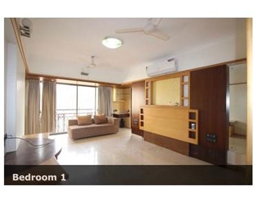 Living Room1 - Wagh Manor, Bandra West