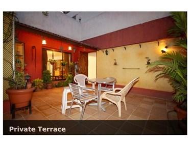 Terrace - Wagh Manor, Bandra West