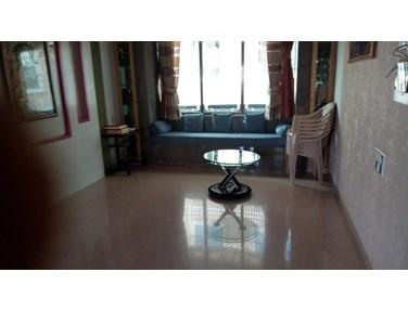 Living Room - Bhavya Palace, Khar West