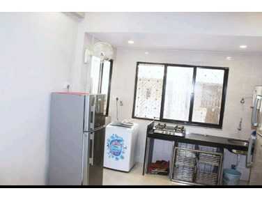 Kitchen - Vijaya Building, Juhu