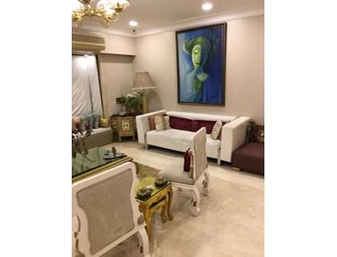 Living Room - Shraddha Suman, Juhu