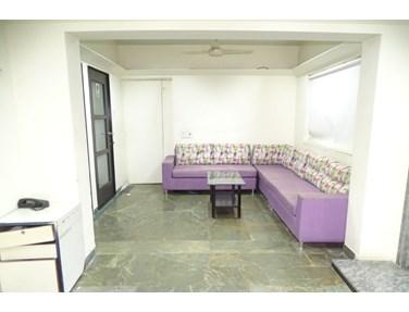 Reception - Nucleus House, Andheri East