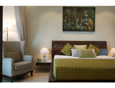 Bedroom 2 - Miramar CHS, Prabhadevi