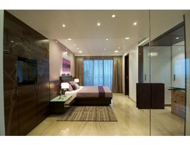 Master Bedroom - Miramar CHS, Prabhadevi