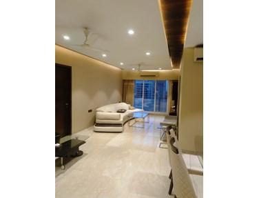Living Room - Uday Bhanu, Santacruz West