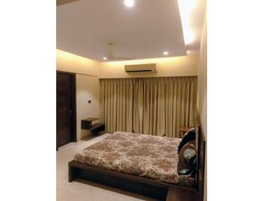 Master Bedroom - Uday Bhanu, Santacruz West
