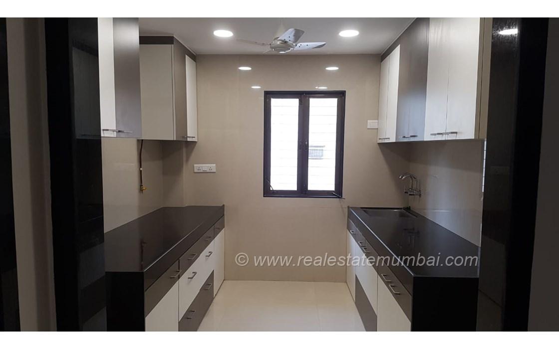 Kitchen - Golden Palace, Bandra West