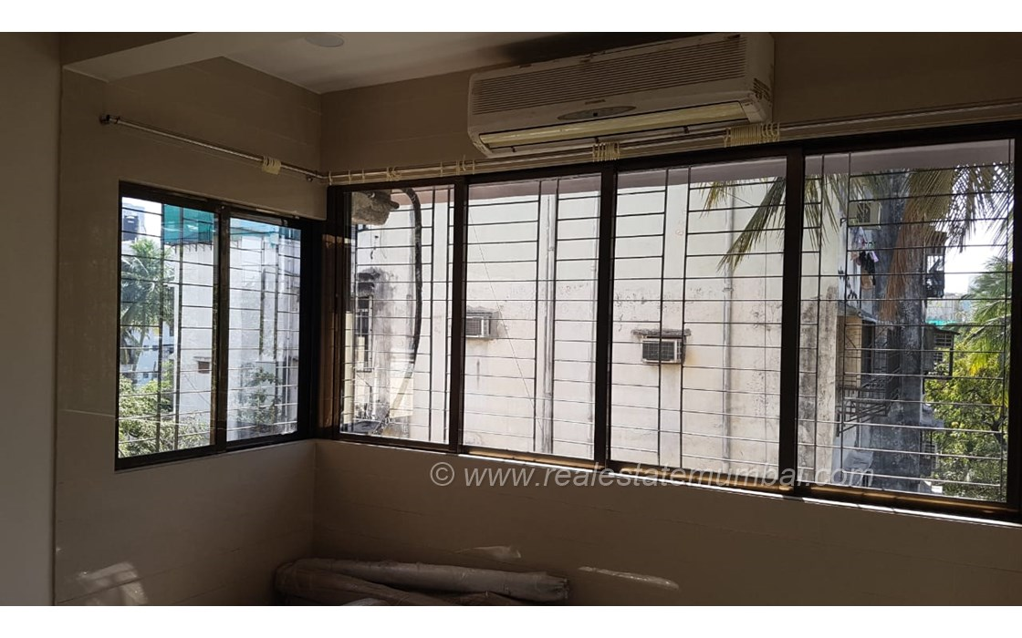 Living Room1 - Golden Palace, Bandra West