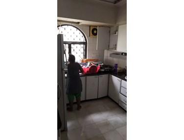 Kitchen - Raja Windward Apartments, Bandra West