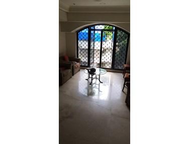 Living Room - Raja Windward Apartments, Bandra West