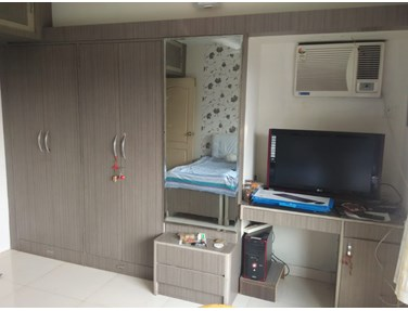 Bedroom 21 - Lekha CHS, Andheri West