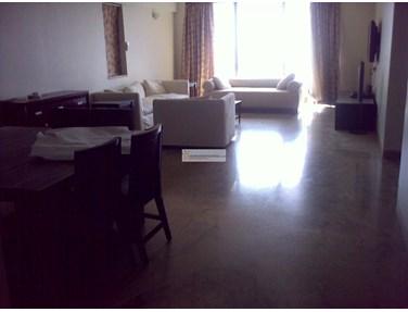 Living Room - Silver Sands, Bandra West