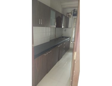 Kitchen - Oberoi Splendor, Andheri East