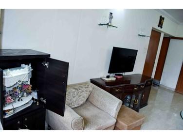 Living Room1 - Grace Residency, Bandra West