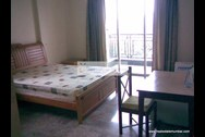 Master Bedroom1 - Odyssey II, Powai