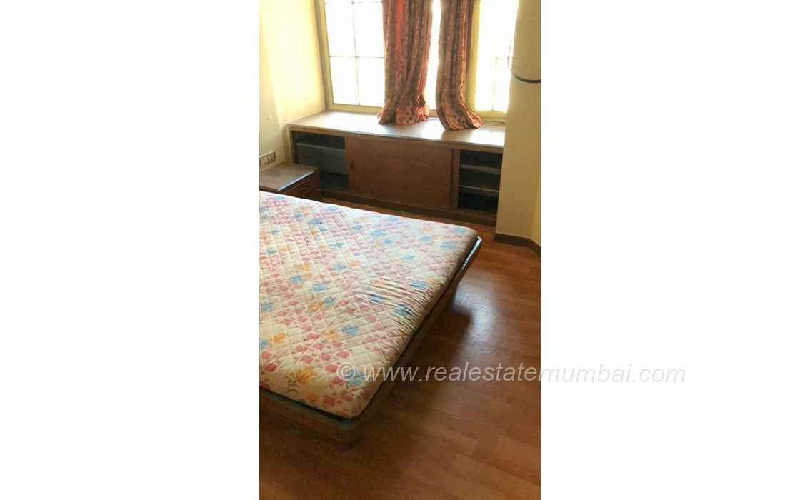 Master Bedroom1 - Highland Park, Andheri West