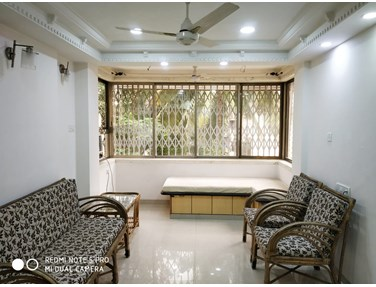 Flat on rent in sahil building, Bandra West