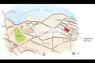 Location Plan - Kalpataru Horizon, Worli