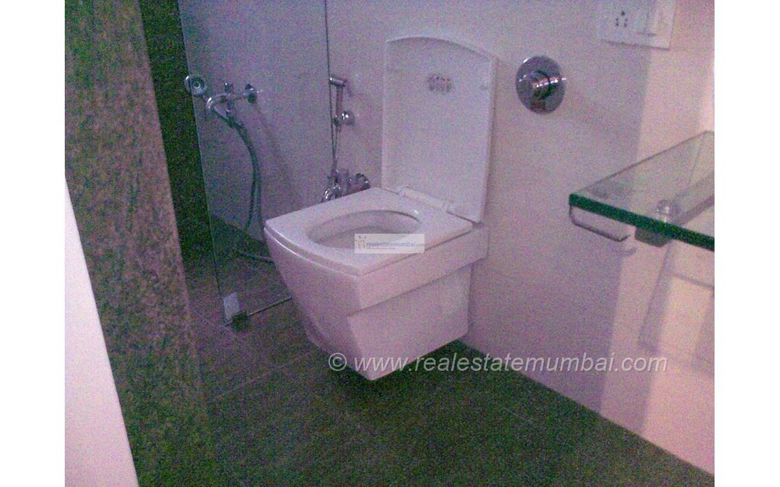 Master Bathroom - Cassias, Bandra West